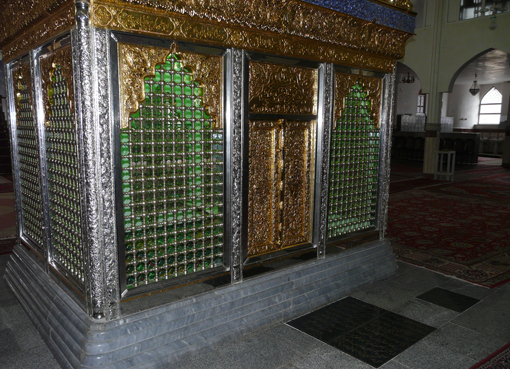 مقبره شیخ نوایی