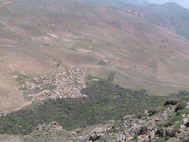 2338 روستای خرم کوه