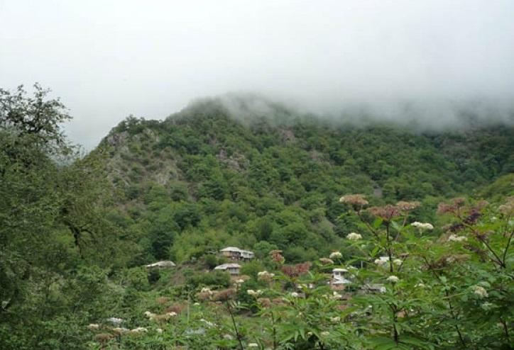 2583 روستای خولین دره