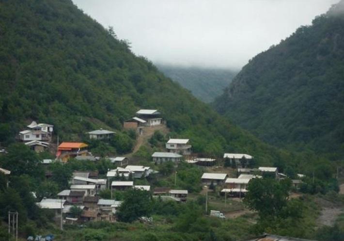 2585 روستای خولین دره