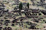 روستای مخروبه شاهکوه