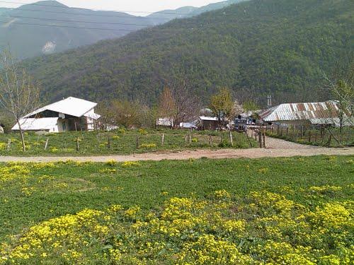 2634 روستای افراتخته