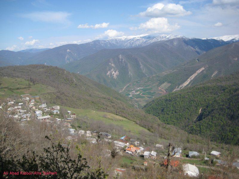 2638 روستای افراتخته