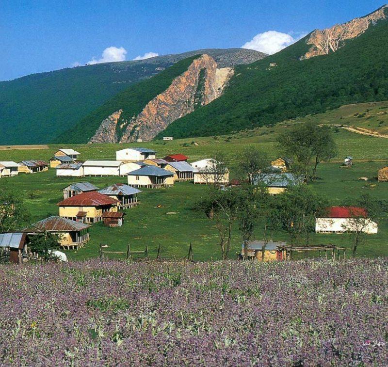 2645 روستای جهان نما