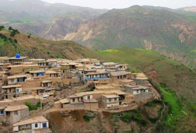 2829 روستای کندوله