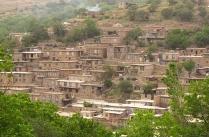 2834 روستای کندوله