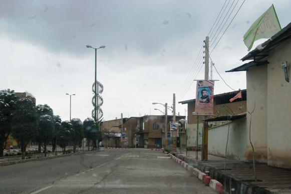 شهر سگز آباد
