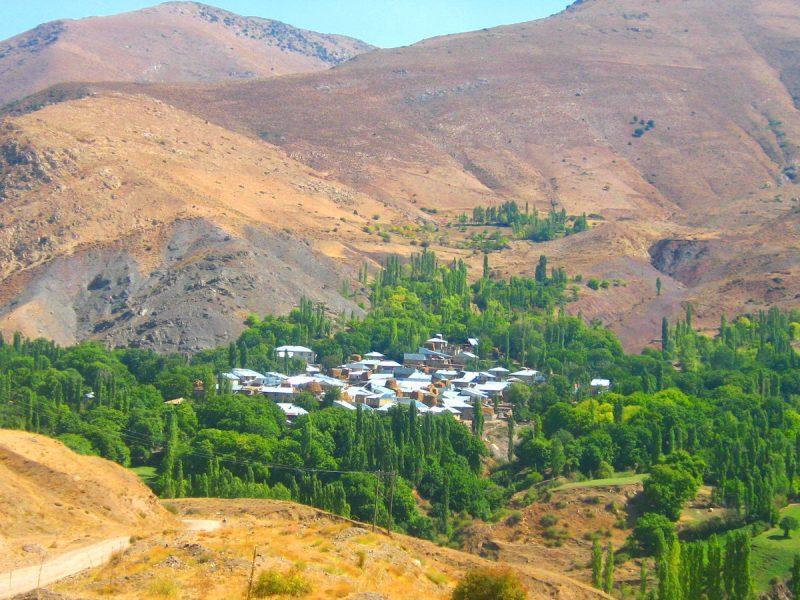 روستای سوسهاب