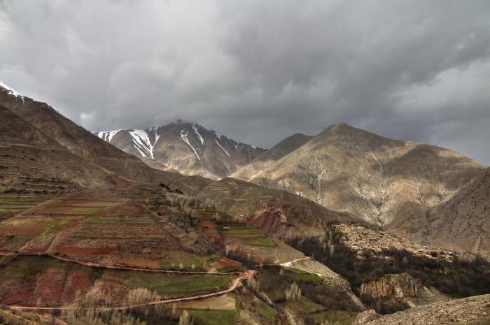 3000 روستای اَویندین