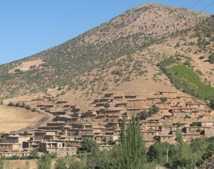 3023 روستای زمزیران