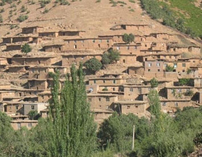 3024 روستای زمزیران