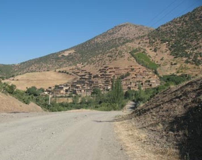 3037 روستای زمزیران