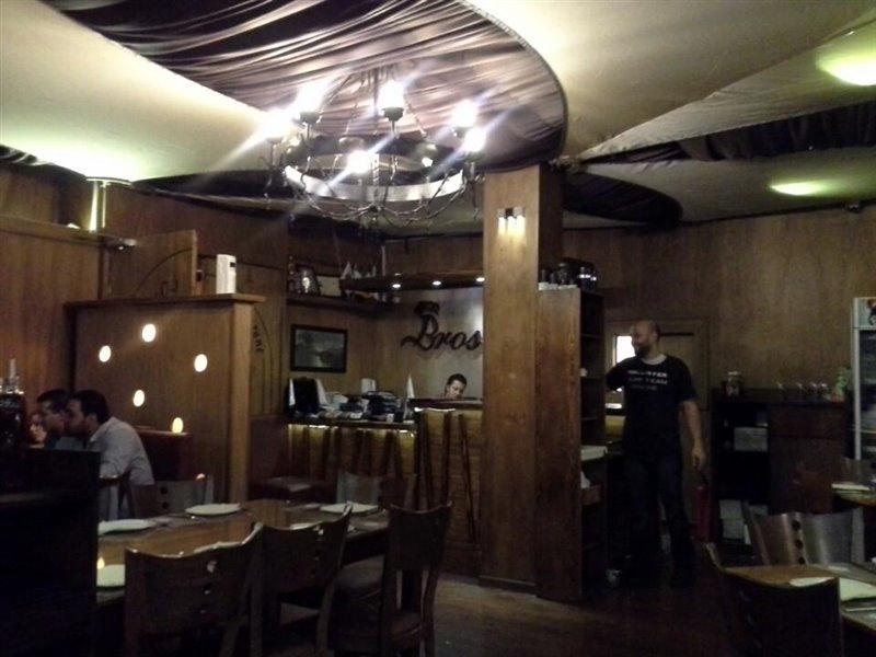 رستوران ایتالیایی بروس اصفهان