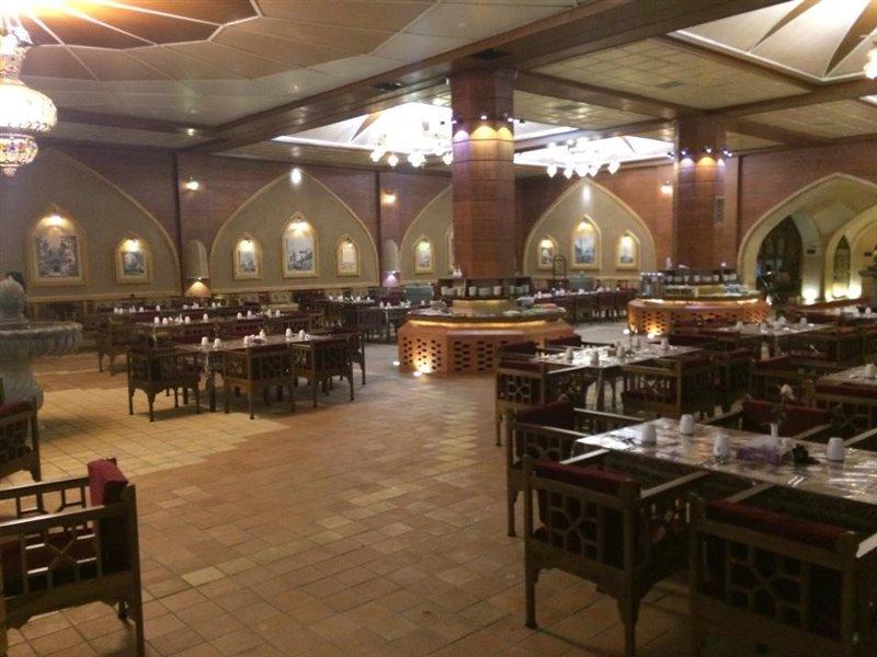 رستوران جم نشین اصفهان