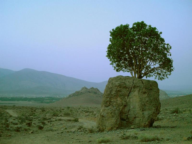 روستای چهارقلات