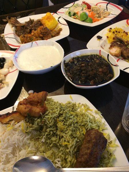 رستوران سیب  اصفهان