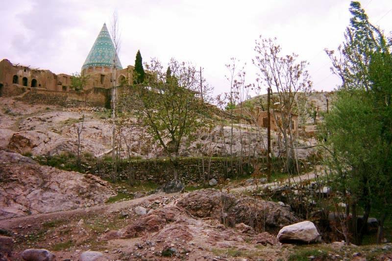روستای مرق