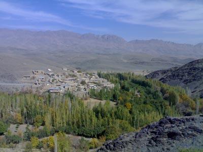 روستای عباس آباد گلپایگان