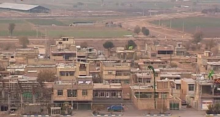 113 روستای ده سرخ اصفهان