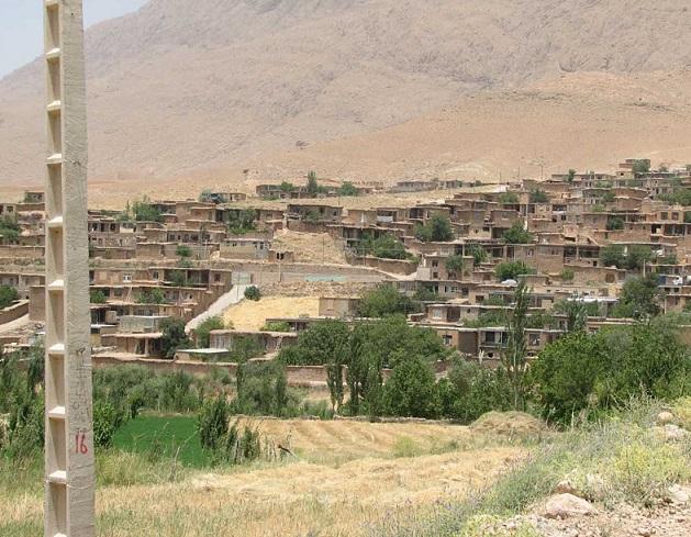 IRAN-Isfahan-Semirom-Vanak Village شهر  ونک