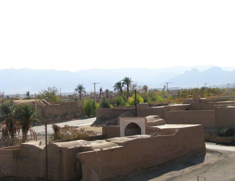 IRAN-Isfahan-Khoor-mesr روستای جندق