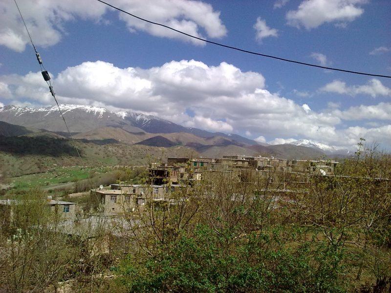 روستای بهرام آباد