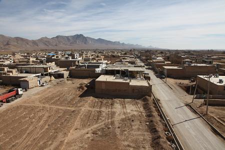 200 روستای مبارکه