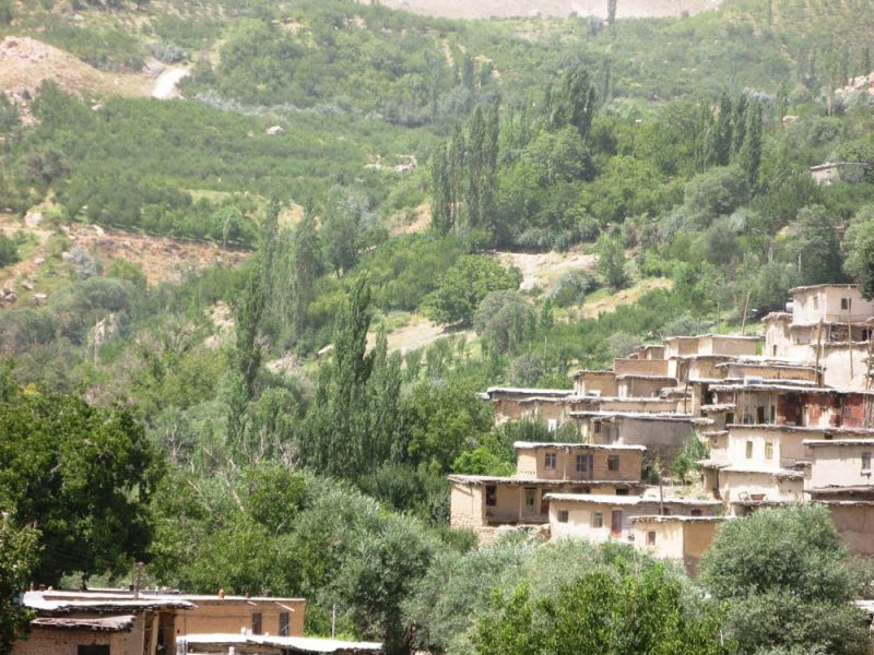 206 روستای خفر