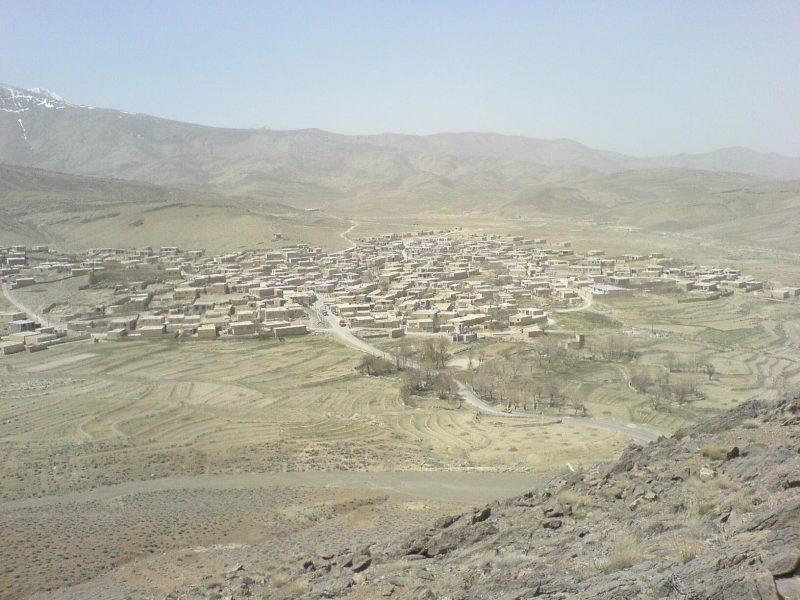 روستای گلدره