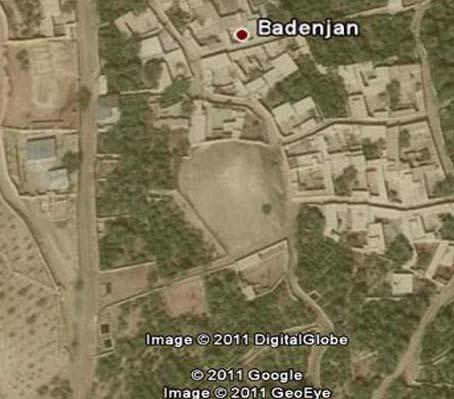 2 روستای بادنجان
