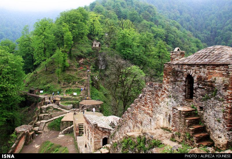 222 از آثار تاریخی مرمت شده در گیلان رونمایی میشود