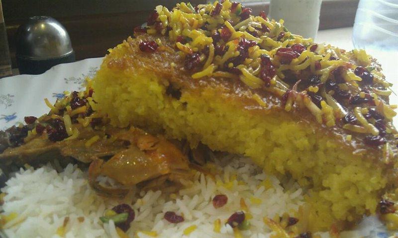 قیمت غذاهای رستوران مسلم تهران