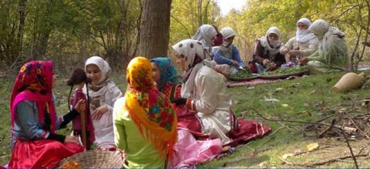 319 مراسم آئینی باران خواهی در زنجان