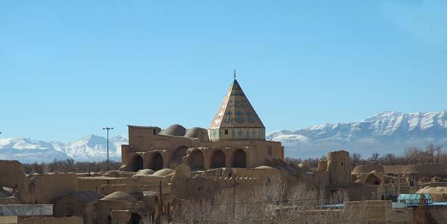 روستای زیارتگاه