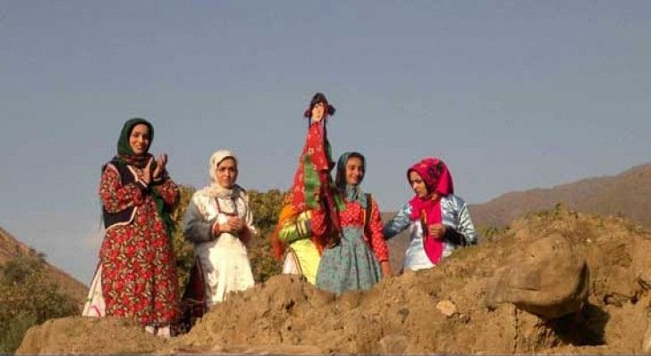 324 مراسم آئینی باران خواهی در زنجان