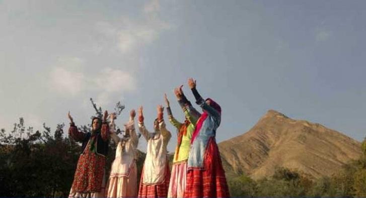 325 مراسم آئینی باران خواهی در زنجان