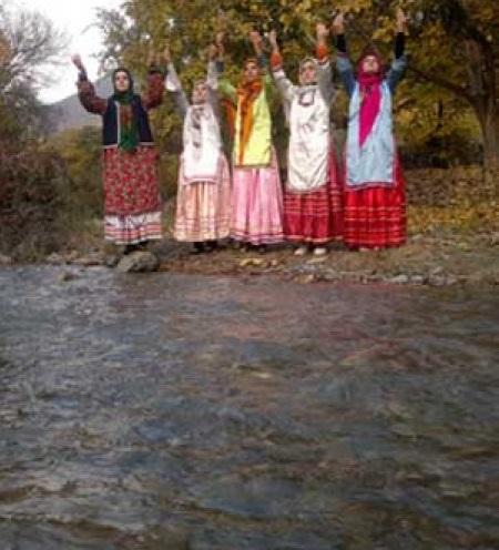 326 مراسم آئینی باران خواهی در زنجان