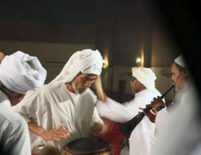 مراسم زار در استان هرمزگان