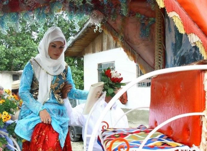 369 مراسم عروسی سنتی در تالش