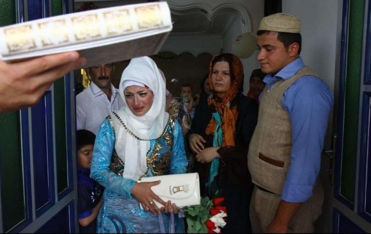 376 مراسم عروسی سنتی در تالش