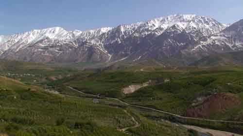 روستای مشهدکاوه