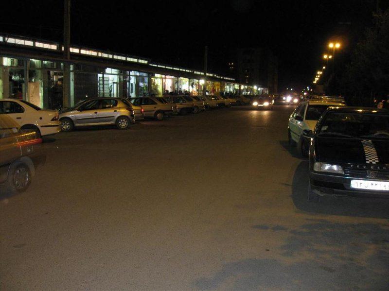 545 بازارچه مرزی بیله سوار