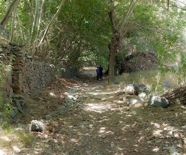 59 روستای اوره نطنز