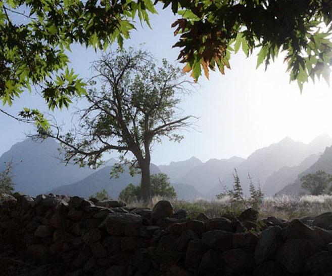 63 روستای اوره نطنز
