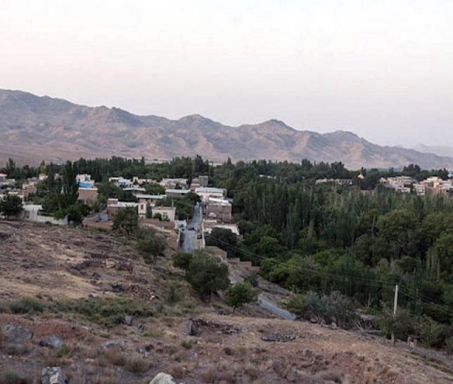 66 روستای اوره نطنز