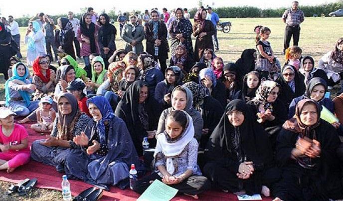710 جشن نشا در نوشهر