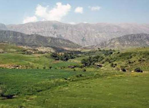 86 روستای مشکنان