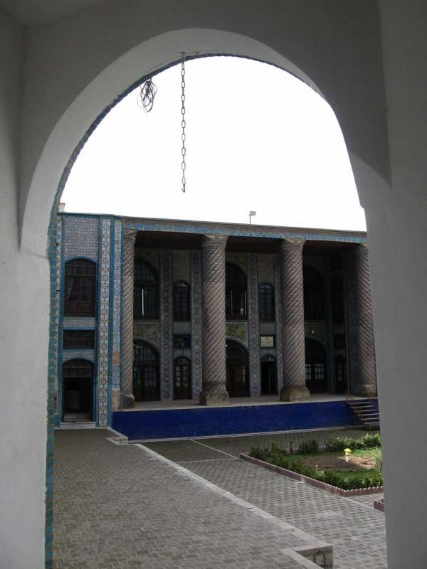 1118 موزه دست یار الملك