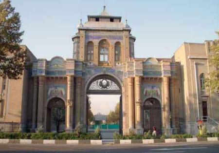 1167 تهران یک شهر موزه است