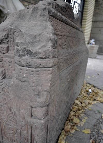 1221 موزه سنگی تبریز